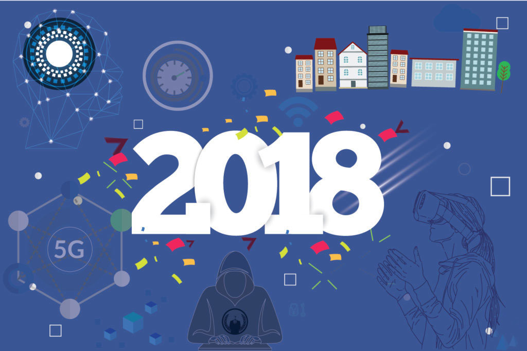 2018: A Year Full Of Technological Surprises - ZIN Technologies